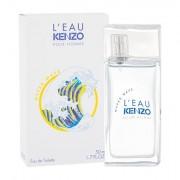 KENZO L´Eau Kenzo Pour Homme Hyper Wave eau de toilette 50 ml uomo