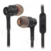 Auricular interno REMAX rm-535i con microfono para iPhone Samsung Blackberry