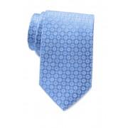 Eton Medallion Silk Tie BLUE