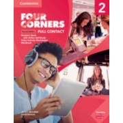Four Corners Level 2 Full Contact with Online Selfstudy par Richards & Jack C.Bohlke & David