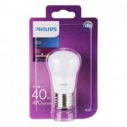 Philips LED lamp P45 WW 40W E27