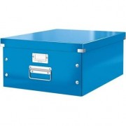 Cutie arhivare leitz Arhivarea Caseta Leitz Click & Stocati versatil Big Blue (10K265C)