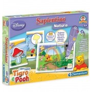 Juego educativo Sapientino Tigger Winnie Pooh - Clementoni