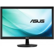 "Monitor LED Asus 21.5"" VS229NA, Full HD (1920 x 1080), VGA, DVI-D, 5 ms, Low Blue Light (Negru)"
