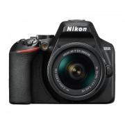 Nikon D3500 + 18-55mm AF-P DX VR - MENU' INGLESE - 4 Anni di Garanzia in Italia