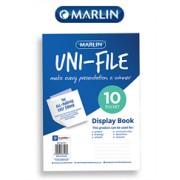 Marlin Uni-File Flip File 10 Page, Retail
