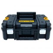 Cutie cu capac plat si separatoare personalizate din spuma poliuretanica DeWalt - DWST1-70703