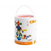 Tooky Toy Set de Construcción 78 piezas