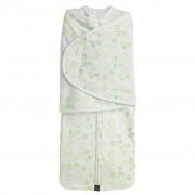 """Mum2Mum Sac de dormit bebeluși """"Dream Swaddle"""" verde 60x25 cm 16135"""