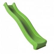Tobogan Yulvo pentru copii KBT, 2.19 m, Verde deschis
