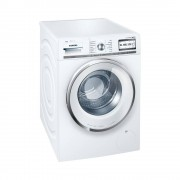 Siemens WMH6Y891NL wasmachine met HomeConnect en i-Dos doseersysteem