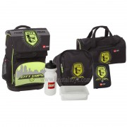 Раница Small School Bag Set City Police
