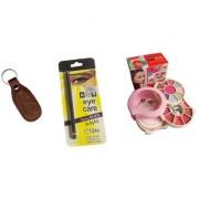 ADS 3926 Makeup kit / Eyecare kajal with Ashra keychain