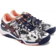 Asics GEL-RESOLUTION 7 L.E.MELBOURNE Sports Shoe For Men(White)