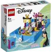 Lego Disney Princess (43174). Il libro delle fiabe di Mulan