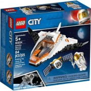 LEGOA® City Space Port - Misiune de reparat sateliti 60224