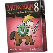 Asmodee Munchkin (2e ed.) 8 : Centaure et Sans Reproche