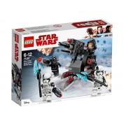 PACHETUL DE LUPTA AL SPECIALISTILOR ORDINULUI INTAI - LEGO (75197)