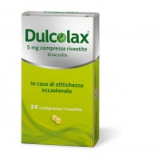 Sanofi Spa Dulcolax 5 Mg Compresse Rivestite, 20 Compresse Rivestite In Blister Pvc-Pvdc/Al
