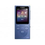 Sony NW-E393 MP4-spelare 4 GB Blå