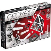 Geomag - Panels black/white 68 elem