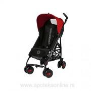 Pliko Kolica za bebe RED MOMO Design Red & Black (P382800620149)