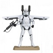 Star Wars: Movie Legends 2012 Episode III Revenge of the Sith 3.75 inch Clone Trooper Action Figure