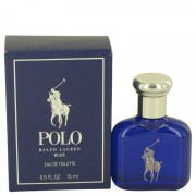 Ralph Lauren Polo Blue Eau De Toilette 0.5 oz / 14.79 mL Men's Fragrances 434556