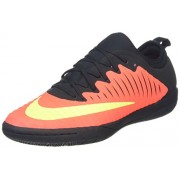 Nike Men's Mercurialx Finale II IC Total Crimson/Vlt/Blk/Pink Blast/Blk Indoor Soccer Shoe 9 Men US