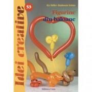 Figurine din baloane. Idei creative 53
