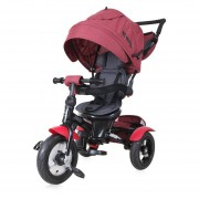 Tricicleta Lorelli 10050340018 NEO AIR Wheels spatar reglabil Red & Black Luxe