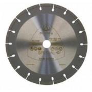 Disc diamantat Profesional pentru Materiale constructii 115