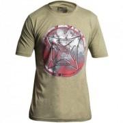 Vertx Spartan Shield Ranger Up T-shirt (Färg: Tan, Storlek: 2XL)