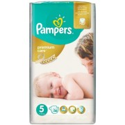 Scutece Pampers 5 Premium Care 11-18kg (56)