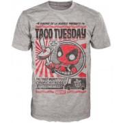 Tricou Deadpool Taco Tuesday
