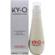 KY-O Cosmeceutical Anti-Age Cleansing Milk 200ml