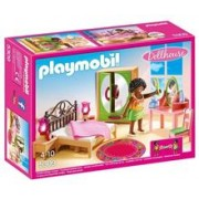 Jucarie Playmobil Dollhouse Master Bedroom