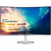 Монитор Samsung C27F591FDI Glosy White