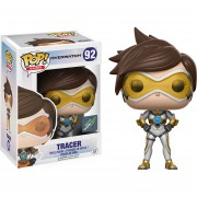 Funko Pop Tracer Posh Overwatch Exclusiva Think Geek Sticker