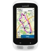 Garmin Edge Explore 1000 GPS fietscomputer incl. Aero-houder wit/zwart 2018 Fietscomputers