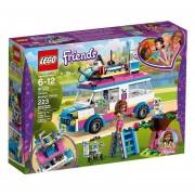 VEHÍCULO DE OPERACIONES DE OLIVIA Lego Friends 41333