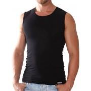 Doreanse Классическая мужская безрукавка черного цвета Doreanse Modal Basic 2235c01