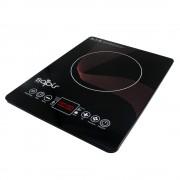 Индукционен котлон SAPIR SP 1445 U, 2200W, LED, 4 функции, 8 степени, Таймер, Черен