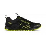 Pantofi Salming traseu T4 bărbaţi Negru / siguranță galben
