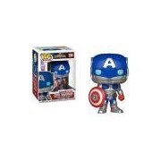 Funko Pop Marvel 299 Civil Warrior Exclusive