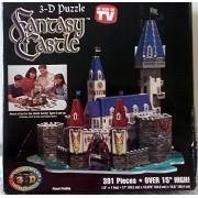 Fantasy Castle 3-D Puzzle