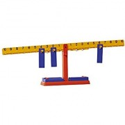 Number Balance T-Shaped Scale with 20 Weights - Grades K-3; no. EI-1070