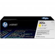 Cartucho HP Laserjet 305A-Amarillo