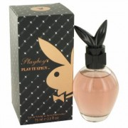Playboy Play It Spicy For Women By Playboy Eau De Toilette Spray 2.5 Oz
