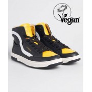Superdry Vegan Basket Lux Sneaker 41 schwarz